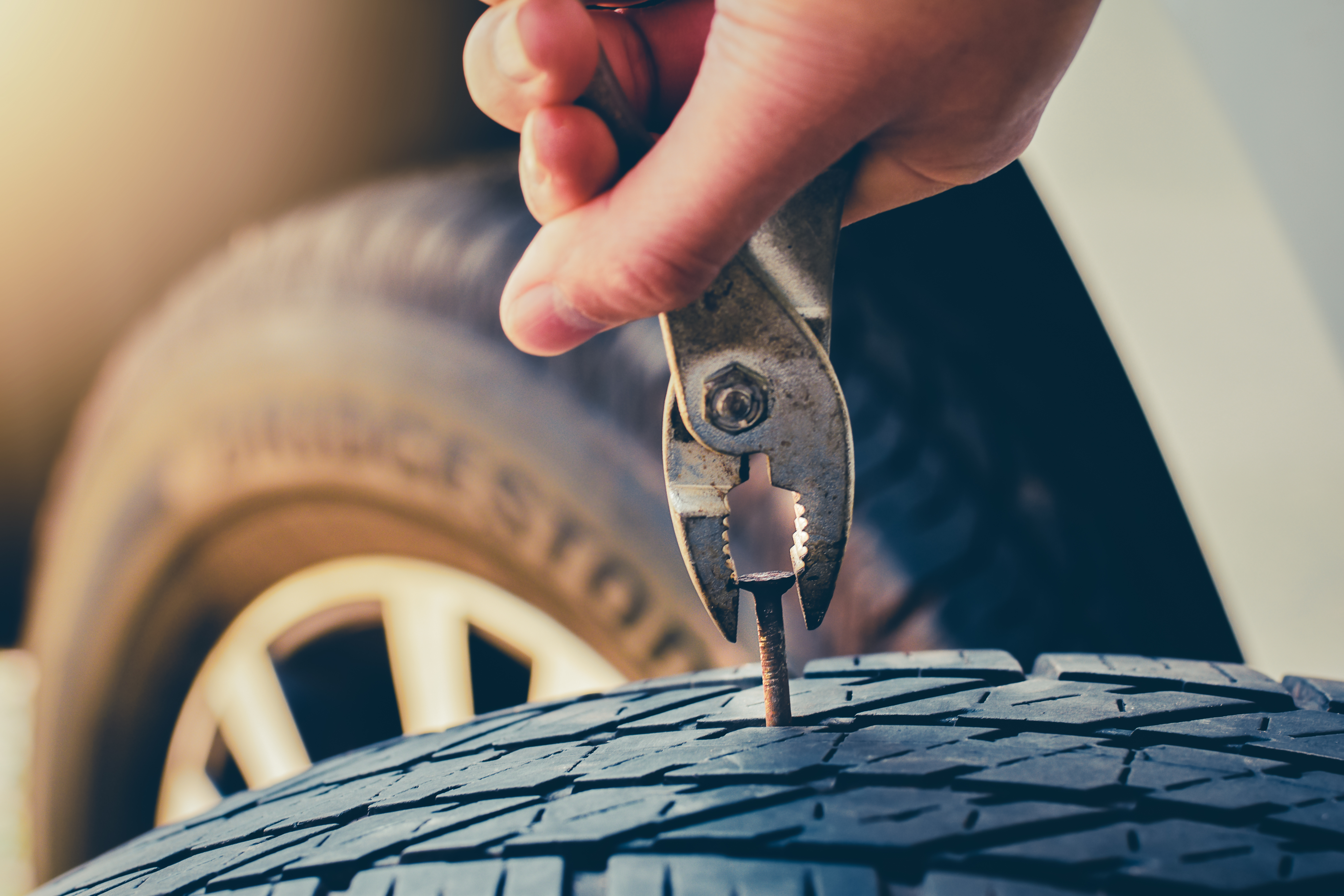 Read more about the article A Word About Tire Repair And Tire Replacement