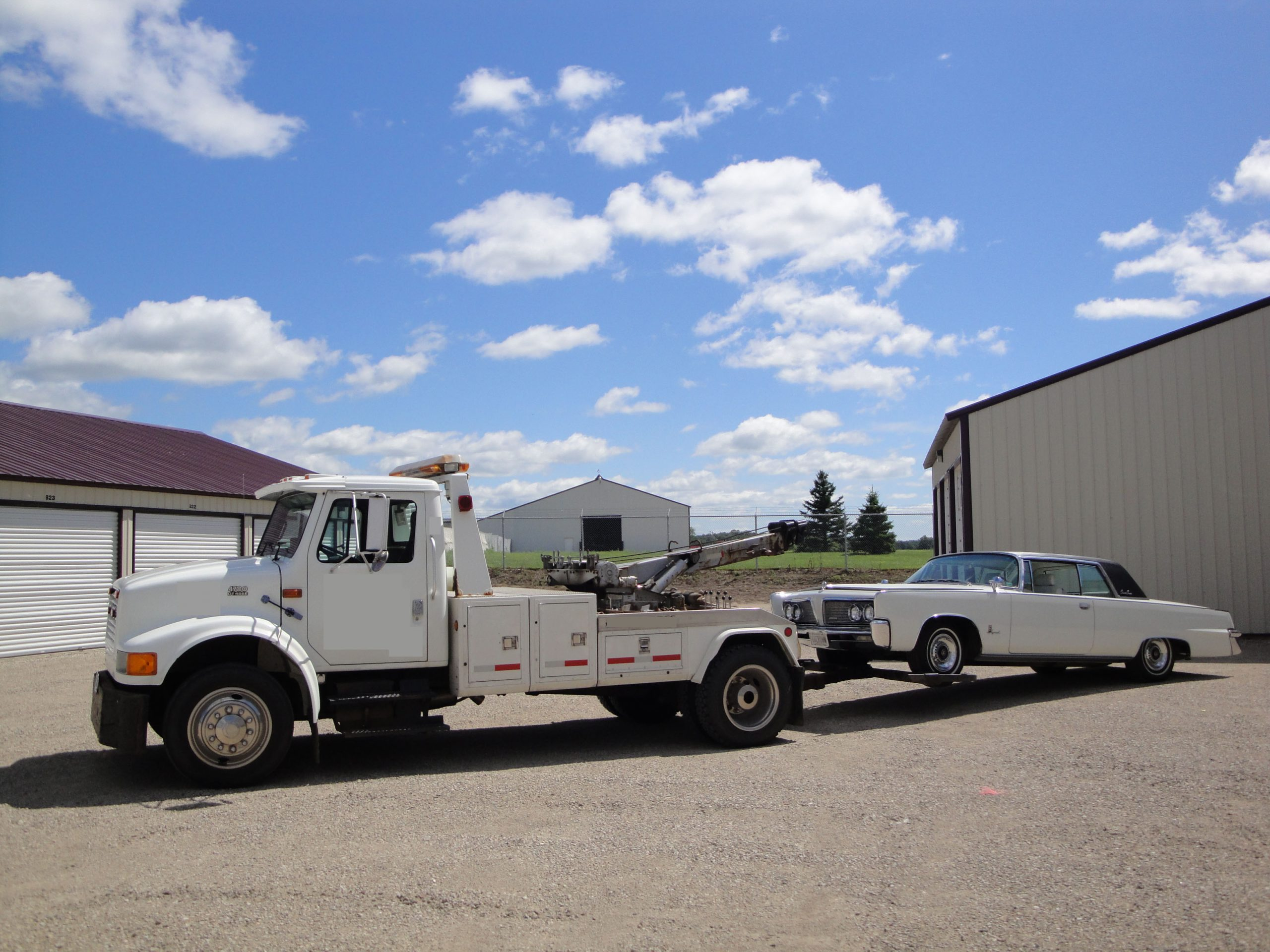 Read more about the article Steps To Using A Wheel Lift Tow Truck