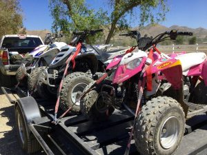Read more about the article Safety Tips For Towing ATV