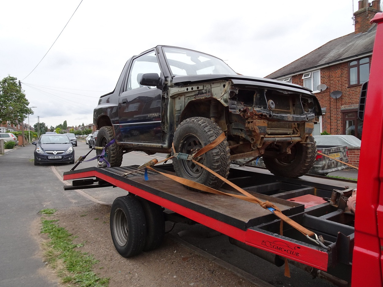 Read more about the article Choosing Tow-Points For Safe Off-Road Recovery