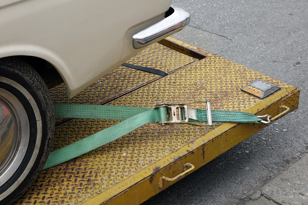 Read more about the article The Importance of Tie-Down Straps