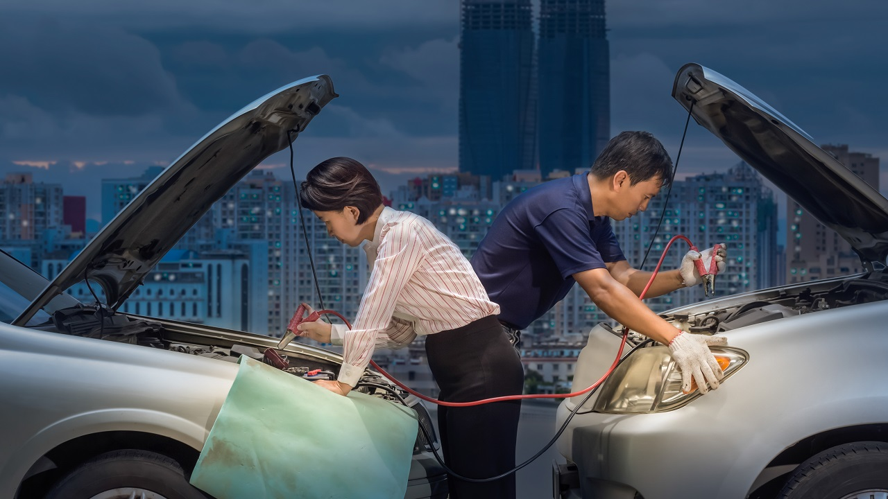 Read more about the article Bringing Your Car Battery Back To Life